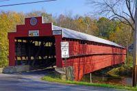 Berks County PA Covered Bridge