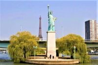 Another Statue of Liberty? Yes…