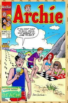 Archie #452 Summer Fun