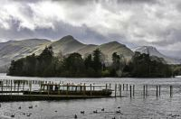 Derwentwater at Keswick in the Lake District