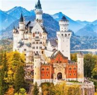 The Most Beautiful Buildings in the World: Neuschwanstein Castle, Bavaria, Germany