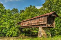 Waldo-Riddle Mill Covered Bridge