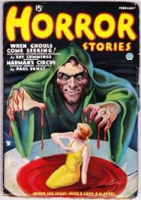 Horror Stories from February 1935
