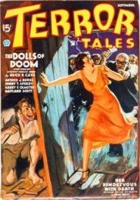 Terror Tales September 1935
