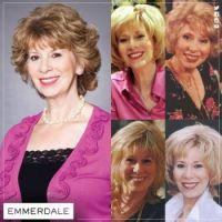 Diane through the years on Emmerdale  still a lovely woman