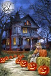 """Spooky House"""