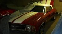 '71 Chevelle SS 454 Convertible In Storage 33 Years