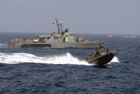 Philippine Navy patrol boat