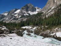 Middle fork Kings river - CA
