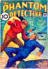 The Phantom Detective May 1935