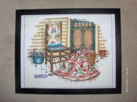 My Crossstitch MARCH