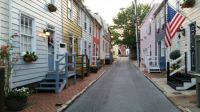 Pinkney Street, Annapolis MD