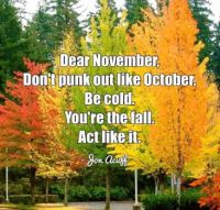 You're the fall!!