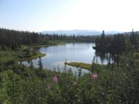 Hook Lake, British Columbia, Canada