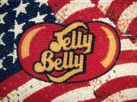 Jelly Belly Factory Artwork