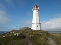 Lighthouse, Louisburg, Nova Scotia
