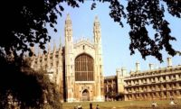 Kings College, Cambrige, UK
