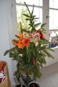 Christmas bouquet -small-