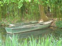 Monet's Row Boat