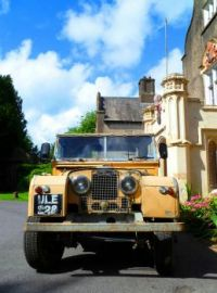 1957 Series I Land Rover