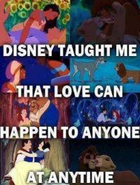 Disney Taught Me