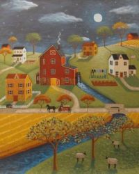 The Olde Red Mill - Mary Charles