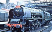 LMS Princess Coronation Class 4-6-2 46232 Duchess of Montrose.