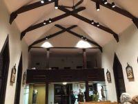 Church Choir Loft