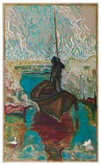 Billy Childish - Through the Ice