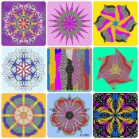 Chrissie's Simple Patterns Recycled