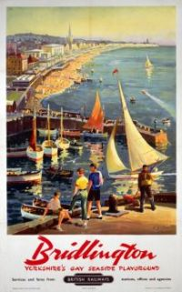 Rail Posters - Bridlington (11)