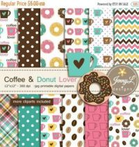 Coffee & Donut Lover