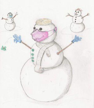 2020 Snowmen