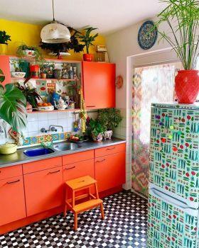 Jazzy Kitchen!