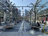 Frankfurt/Main, Germany - 28.03.2020
