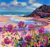 Flowers at the Shoreline
