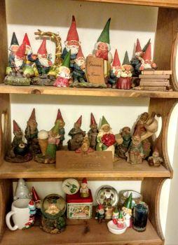 Gnomes everywhere