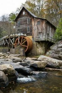 puzzle 392  Old Watermill