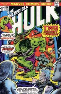 The Hulk And The Abomination