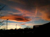 October Sky in Colorado