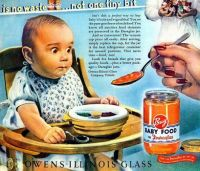 Baby Food Advertisement