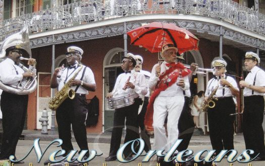 N.O. Mardi Gras - And all that (Dixieland) Jazz!