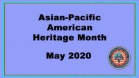 Asian-Pacific Heritage Month 2020