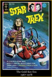 Star Trek Comic Book Cover