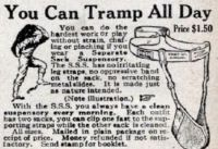 Old Ad for a hiking aid!!!