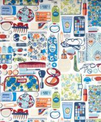 fabric Liberty cosmetics