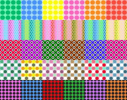 Dots in a Row