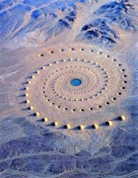 Unknown but intriguing aerial view