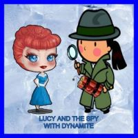 Lucy and  the Spy
