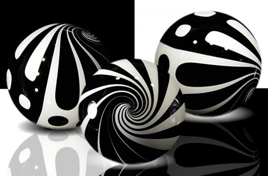 Black and White Marbles!!